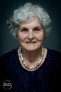 Hania Szelewicz (*1925 - †2016) Foto: Andreas Domma (Berliner Photoart)